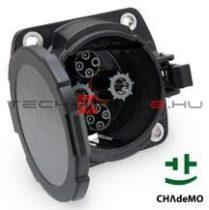 ChaDeMo egyenáramú töltőcsatlakozó aljzat 1 m kábelezéssel