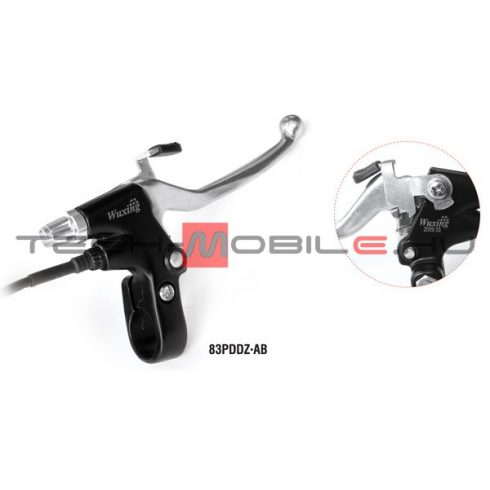 brake lever with microswitch, 83PDDZ-AB locking brake