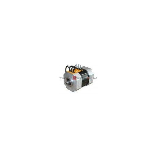 48V-7kW, 96V-10kW, 75Hz AC motor