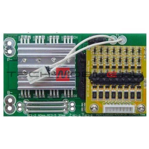BMS 48V 20A 16 cella - PCM-L16S20