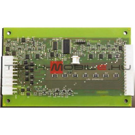 s-BMS - LMU monitoring kártya v6