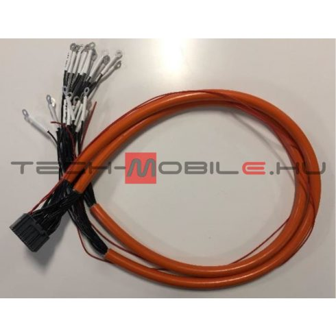 c-BMS cell voltage monitoring wire up to 24 cells