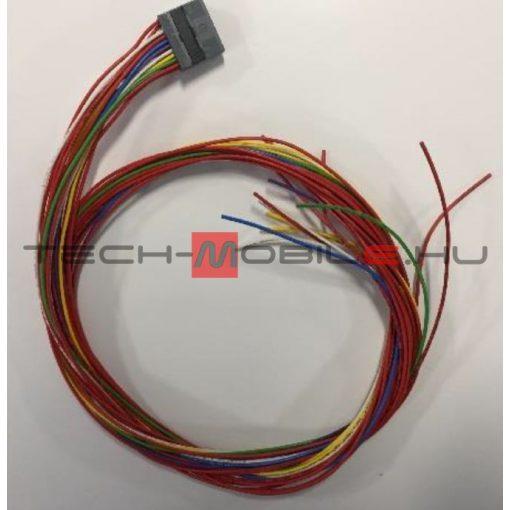 c-BMS battery temperature, Hall and Shunt sensor