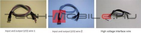 n-BMS MCU kábelcsomag