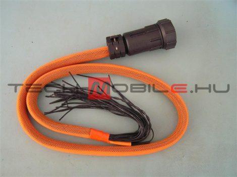 akkumulátor felügyeleti modulhoz központi I/O kommunikációs kábel