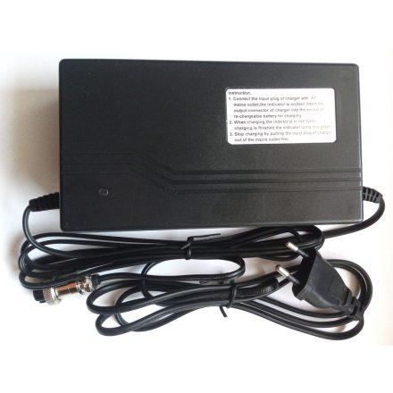 akkumulátortöltő - 48V 2.5A ólom akkumulátorokhoz