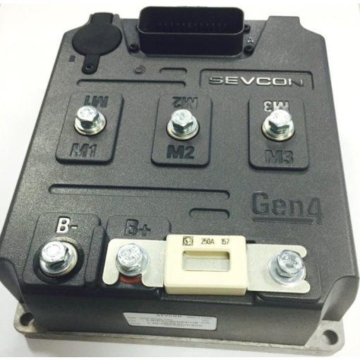 Motorvezérlő elektronika AC/PMAC/BLDC Sevcon Gen4 Size2 36 ÷ 48V; 110A