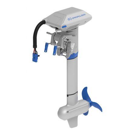 Elektromos csónakmotor - ePropulsion NAVY 6.0, EVO, külmotor - 9,9 HP 48 VDC - trieb hossz: S (650 mm)
