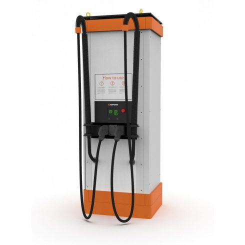 elektromos autó töltő - C-sorozat