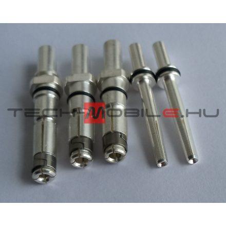 elektromos autó töltő csatlakozó lengő dugalj Type 1, 32 A érintkező készlet