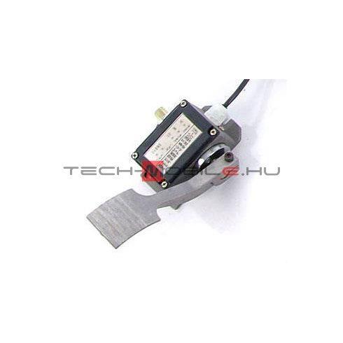 accelerator pedal - electric