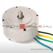 BLDC Three Phase DC Electric Motor - air cooling