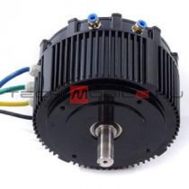 BLDC brushless direct current electric motor 48V / 5000W - water cooled