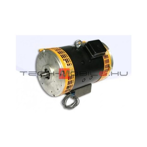 "Kostov 11 ""250V serial (/ parallel) DC motor"