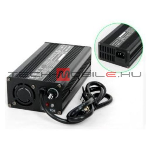 24V 120W 3A LiFePO4 Battery Charger