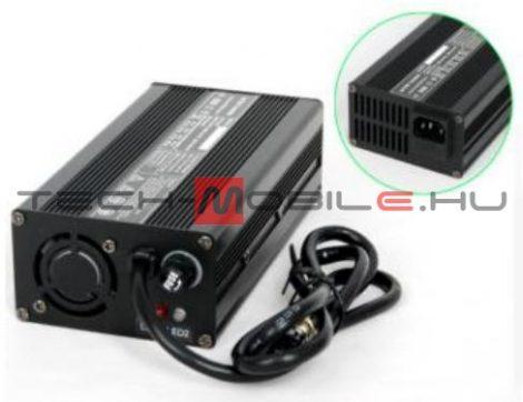 48V 360W 6A LiFePO4 akkumulátor töltő