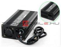72V 360W 3A LiFePO4 akkumulátor töltő
