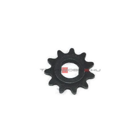sprocket t = 6.35 mm, z = 11, d = 10 mm, double sided