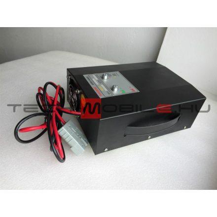 akkumulátortöltő - LiPo 24V 20A (33,6VDC)