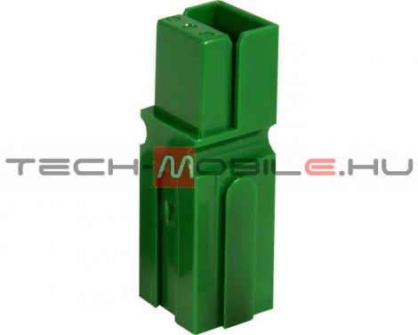 Anderson Powerpole PP15/45 ház - zöld