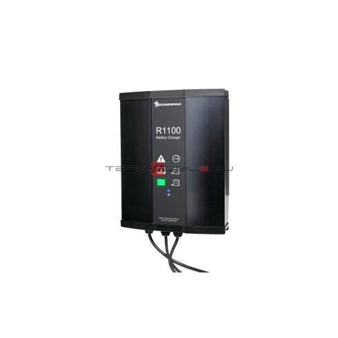 ROBUST R1100 with Passive Cooling - PowerFinn Battery Charger