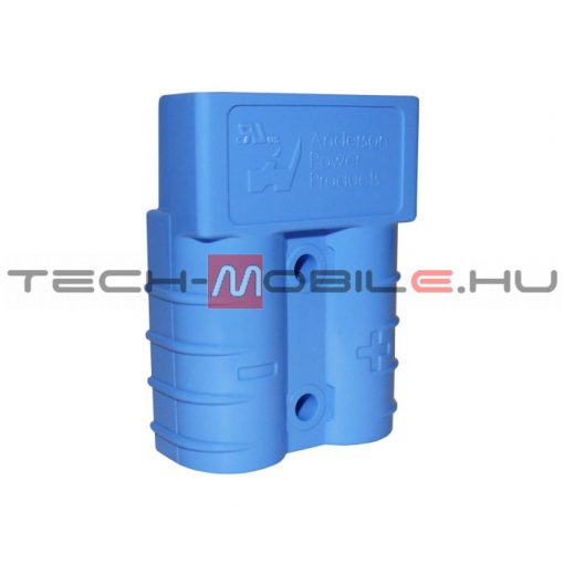 Connector - Anderson 2 pole SB housing - blue, 48V