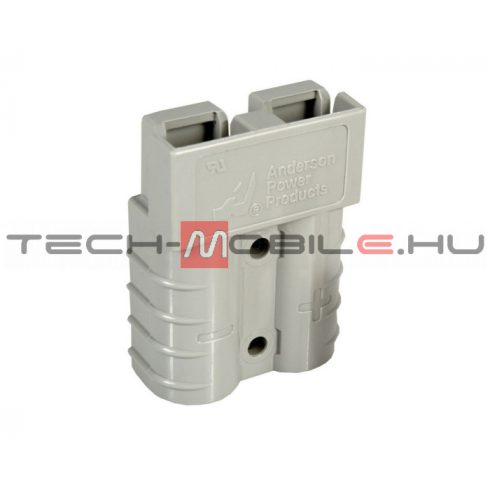 Connector - Anderson 2 pole, SB housing - gray, 36V