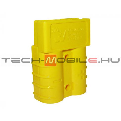 Connector - Anderson 2 pole SB housing - yellow, 12V