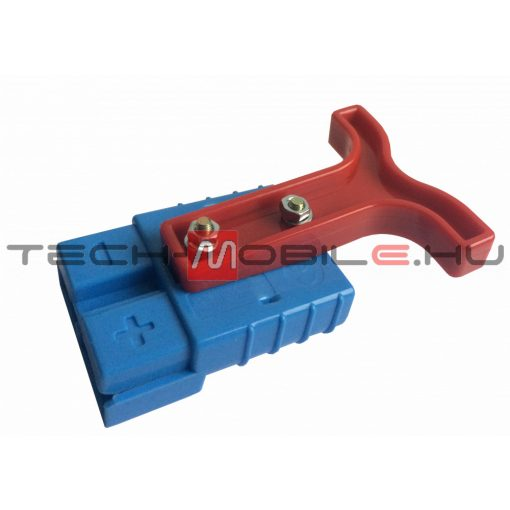 Anderson 2-pin connector handle for SB50 housing - red