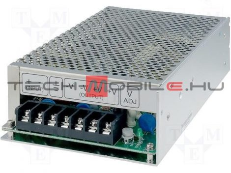 DC/DC konverter 36/72 VDC in / 24 VDC out / 151.2 W