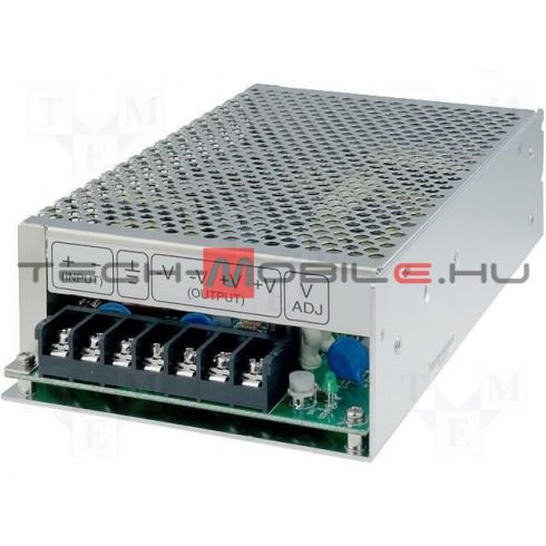 DC/DC converter 36/72 VDC in / 24 VDC out / 151.2 W