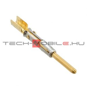 Connector - crimped Souriau 16 AWG pin