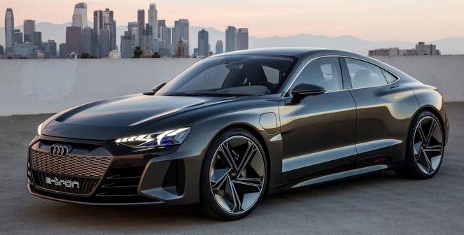Audi e-tron GT