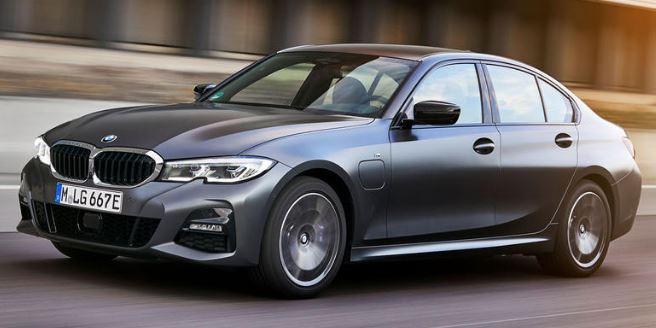 BMW 330e 2019-