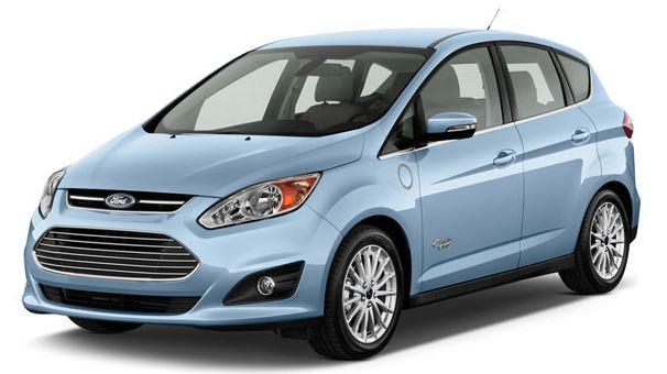 Ford C-Max Energi SE