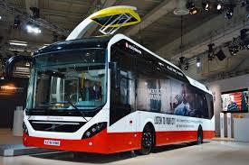 A Volvo 49 darab új elektromos, nagy kapacitású buszt szállít Jönköpingbe