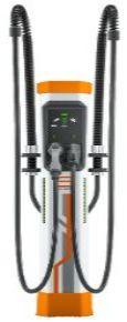 Kempower S szériás gyorstöltő rendszer